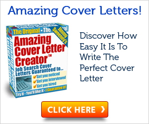 Recent Posts. Writing Cover Letters ...  Amazing Cover Letters